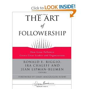 philosophy on followership In jackson, mississippi a dissertation presented in partial fulfillment of the  requirements for the degree doctor of philosophy by joyce elaine johnson.
