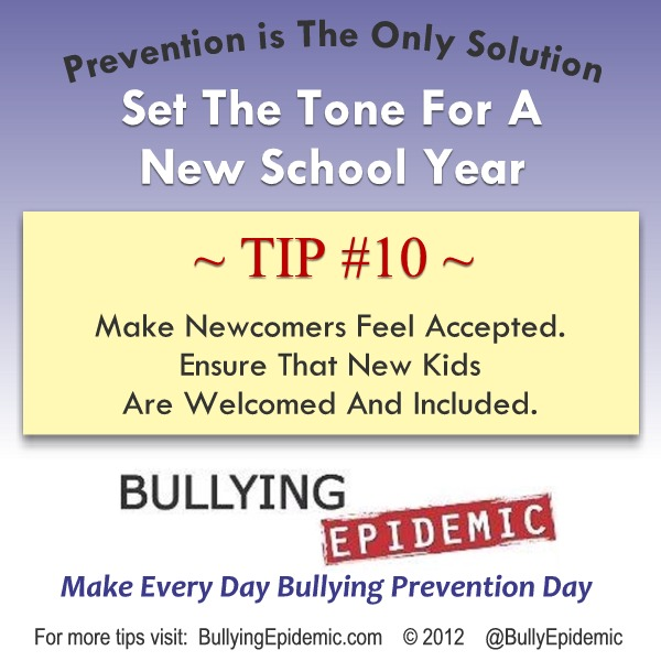 essay bullying prevention