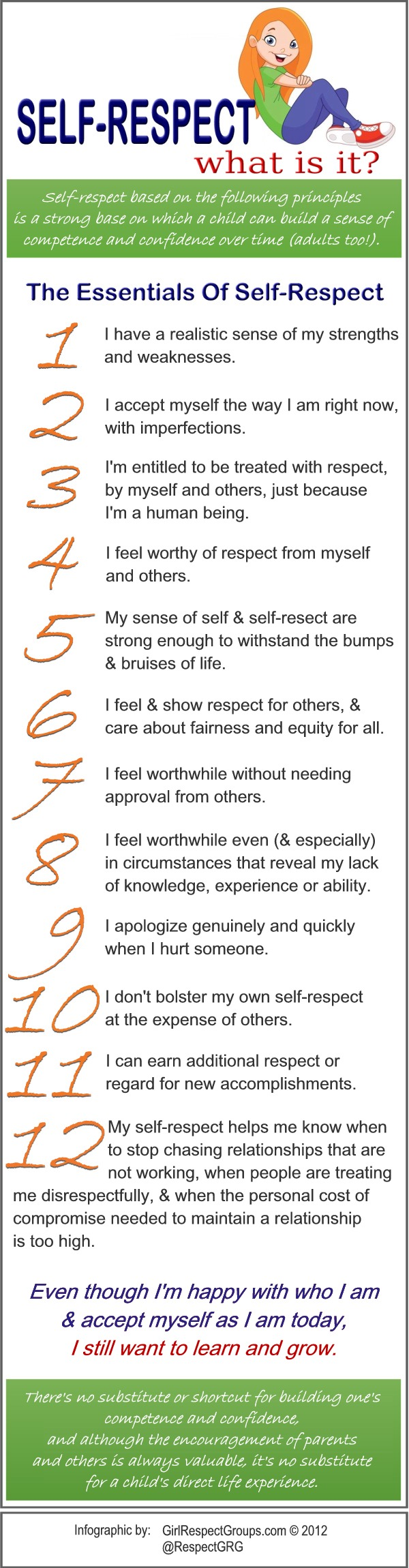 essay about building self-confidence Learn about important tools and strategies to bolster self confidence from kathleen schulweis.