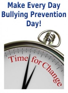 Make Every Day Bullying Prevention Day